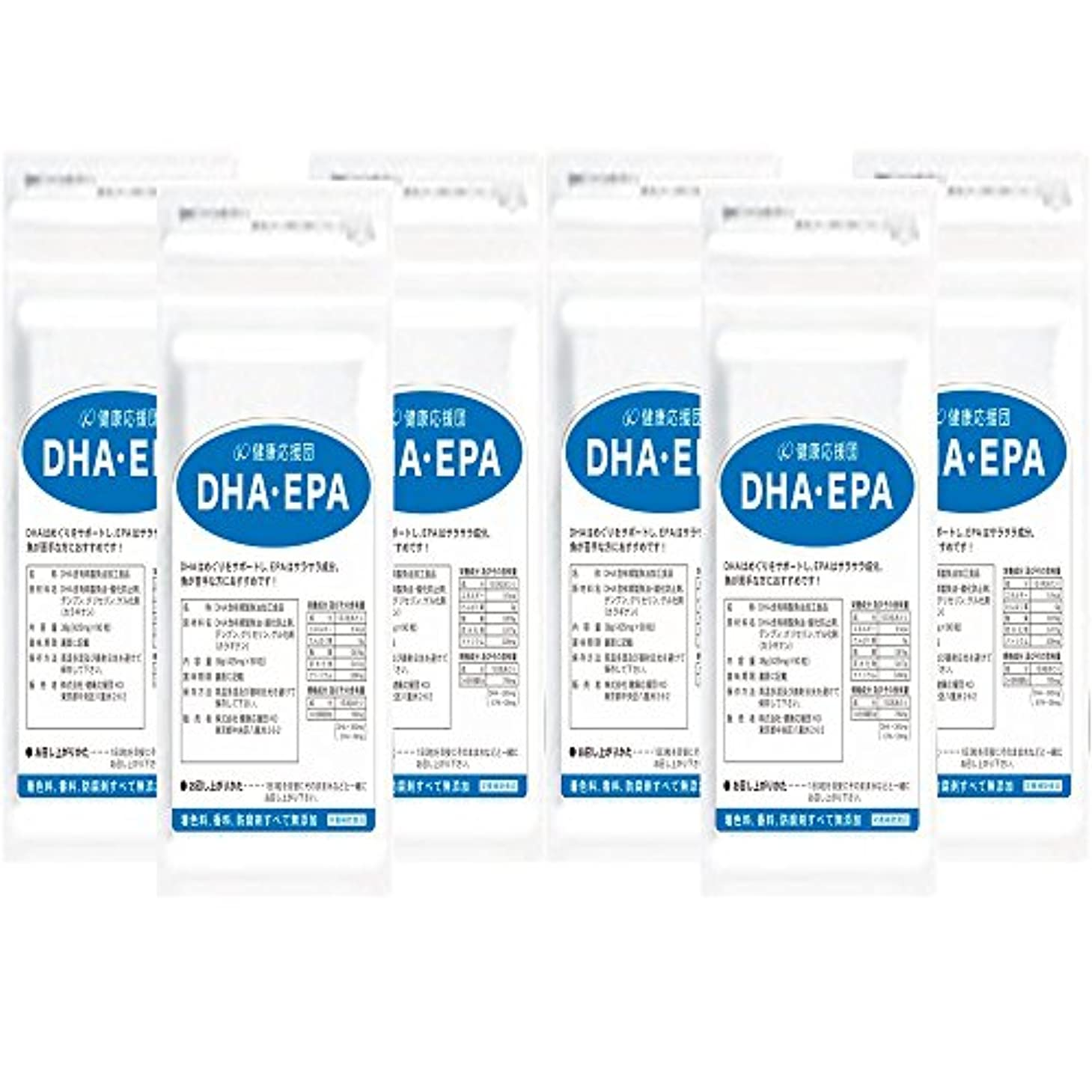 アカデミック水族館計画的DHA?EPA(約6か月)6袋540粒(植物性ソフトカプセル)