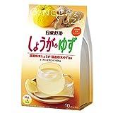 日東紅茶 しょうが&ゆず 100g(10g×10本)