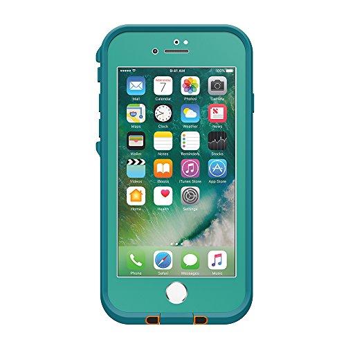 日本正規代理店品・iPhone本体保証付LIFEPROOF 防水 防塵 耐衝撃ケース fre for iPhone7 Sunset Bay Teal 77-53988