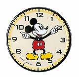 ディズニー メラミンコースター ミッキーマウス 時計