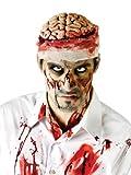 血まみれ脳みそ かぶりもの コスプレ ハロウィン ユニセックス