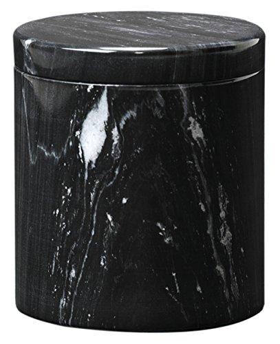 エスケー 骨壺 黒大理石 07000 5寸