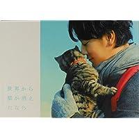 【映画パンフレット】 世界から猫が消えたなら
