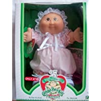 Exclusive Cabbage Patch Kids (キャベツパッチキッズ) 25th Anniversary PREEMIE - Caucasian Girl - Hair and Eye Color Varies ドール 人形 フィギュア(並行輸入)