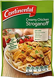 Continental Creamy Chicken Stroganoff Recipe Base 40g