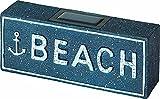 ドウシシャ ソーラーライト BEACH JYSS18-10の写真