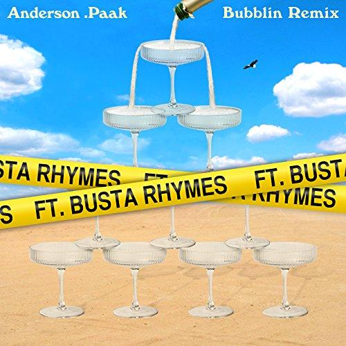 Bubblin (feat. Busta Rhymes) [Remix] [Explicit]