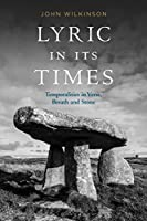 Lyric in Its Times: Temporalities in Verse, Breath and Stone