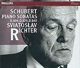 シューベルト : ピアノ・ソナタ第18番ト長調(pf:スヴャトスラフ・リヒテル)
