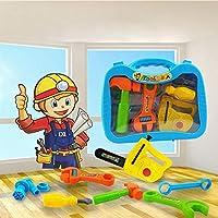 RaiFu ままごと おもちゃ キッズ ツール セット シミュレーション エンジニア 修復ツール おもちゃ キット 教育 パズル おもちゃ ギフト