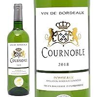 2018 シャトー クールノーブル ソーヴィニヨン ブラン 750ml AOCボルドー 白ワイン コク辛口 ワイン ((AONB1118))