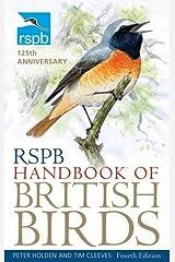 RSPB Handbook of British Birds 3rd Paperback