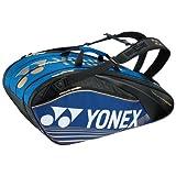 【4月下旬発売予約】ヨネックス ラケットバッグ9(リュック付)テニス9本用 BAG1602N ブルー(002)