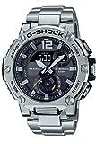 [カシオ] 腕時計 ジーショック G-STEEL Bluetooth 搭載 ソーラー カーボンコアガード構造 GST-B300E-5AJR メンズ