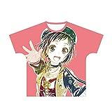 BanG Dream! ガールズバンドパーティ! 羽沢つぐみ Ani-Art フルグラフィック Tシャツ vol.2 ユニセックス Lサイズ