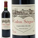 [2009] シャトー カロン セギュール 750ml (サンテステフ第3級) 赤ワイン((AACS01A9))