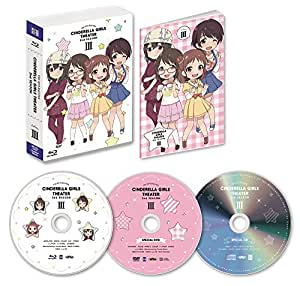 アイドルマスター シンデレラガールズ劇場 2nd SEASON 第3巻 [Blu-ray]