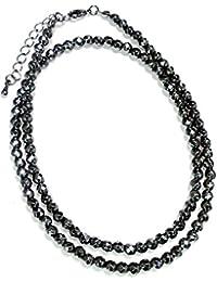 磁気ネックレス おしゃれ 肩こり ネックレス にしか見えない chn93-fba
