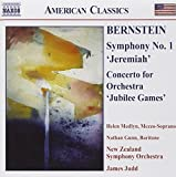 Bernstein: Symphony No. 1 'Jeremiah' / Concerto for Orchestra 'Jubilee Games'