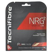 (17G, Natural) - Tecnifibre NRG2 SPL Tennis String Set