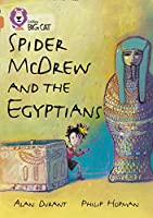 Spider McDrew and the Egyptians (Collins Big Cat)