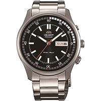 [オリエント]ORIENT 腕時計 自動巻 マーシャルコレクション 海外モデル 国内メーカー保証付き ブラック SEM7E001B9