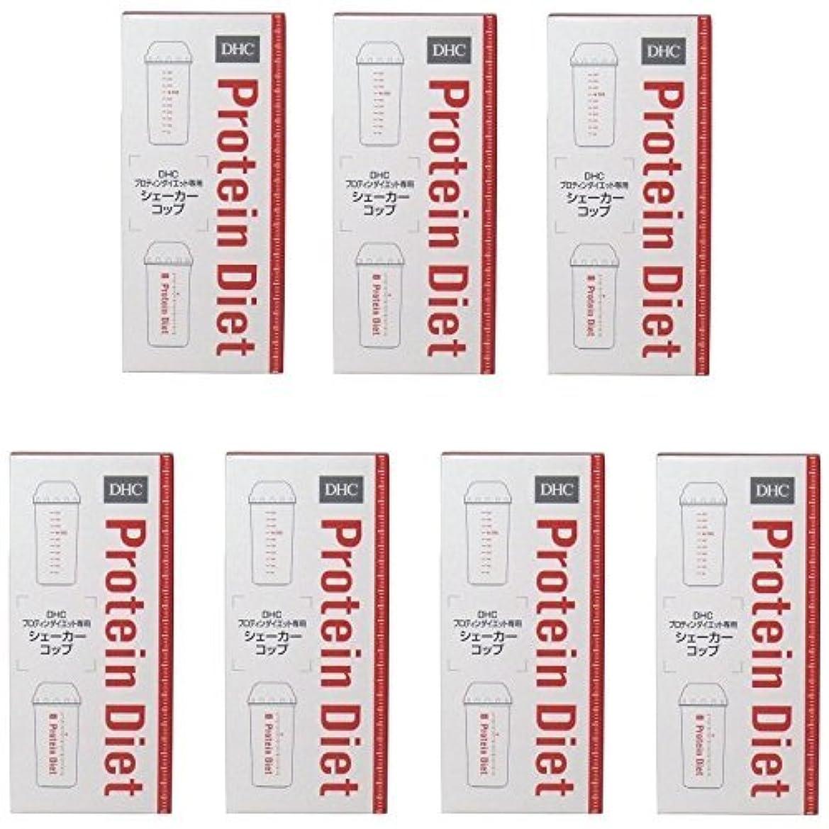 教えてスチール熱意【まとめ買い】DHC プロティンダイエット専用シェーカーコップ 1個【×7セット】