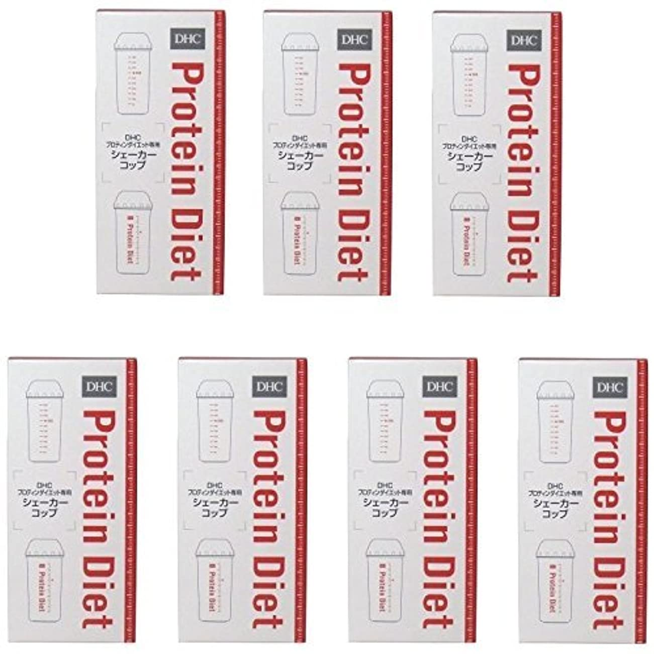 アンタゴニストの面では解釈する【まとめ買い】DHC プロティンダイエット専用シェーカーコップ 1個【×7セット】