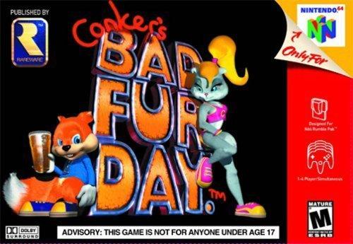 Conker's Bad Fur Day by Nintendo [並行輸入品] Nintendo