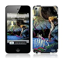 MusicSkins  iPod Touch 4 用保護フィルム  In Flames - A Sense Of Purpose  iPod Touch 4  MSIP4G0396