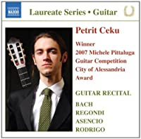 Guitar Recital by VARIOUS ARTISTS (2008-09-30)