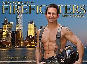 2017年 カレンダー ニューヨーク マッチョ 消防士 (並行輸入品) New York Firefighters 平成29年 次回入荷予定目途無しです。 筋肉モリモリです!!