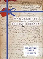 Manuscripts from the British Museum: Wrapping Paper Book (Wrapping Paper Books)
