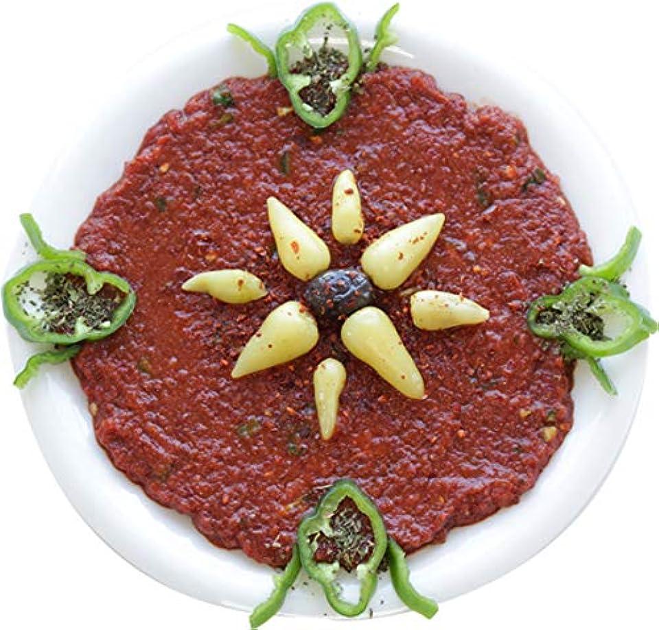 成功同盟単位トルコ料理 スパイシーサラダディップ - 250g - ELIT Spicy Salad Dip - 250g