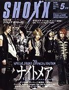 SHOXX (ショックス) 2009年 05月号 [雑誌]()