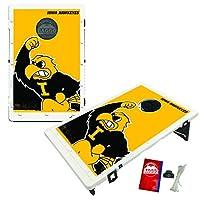 Iowa Hawkeyes Baggo Bean Bag Toss Cornhole Game Fanaticsデザイン