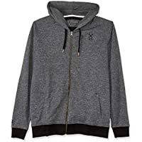Hammersmith Men's Dover Zip Through Hoody