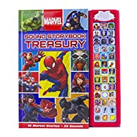 Marvel Sound Storybook Treasury