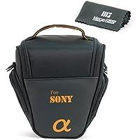 MegaGear ''Ultra Light'' Camera Case Bag for Sony A3000, Sony SLT-A58K, Sony A65, Sony SLT-A77, Alpha DSLR, Sony Alpha a7II with 28-70 Lens Cameras [並行輸入品]
