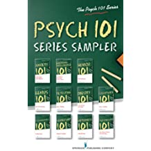 Psych 101 Series Sampler (eBook): Introductions to Key Topics in Psychology (The Psych 101 Series)