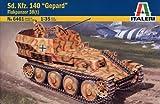 タミヤ ドイツ 38 (t) 対空自走砲 sd.kfz.140 38461 (イタレリ 1/35 ミリタリーシリーズ 6461)