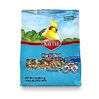 Kaytee Forti Diet Pro Health Food for Cockatiels 2 lb [並行輸入品]