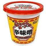 徳島製粉 金ちゃんヌードル辛味噌79g×12個