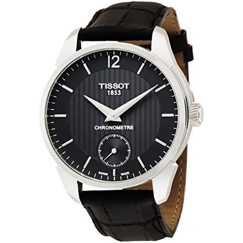 [ティソ]TISSOT 腕時計 T-Complication Chronometer(T-コンプリカシオン クロノメーター) クロノメーターコンテスト優勝モデル T0704061605700 メンズ 【正規輸入品】