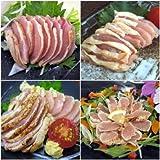 宮崎 鹿児島 鶏たたき 売れ筋 4品 お試しセット 鶏タタキ