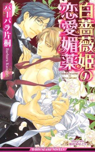 白薔薇姫の恋愛媚薬 (ビーボーイスラッシュノベルズ)の詳細を見る