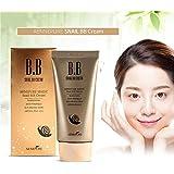 [Aenepure] カタツムリBBクリームSPF50の+、PA +++ / Snail BB cream SPF50+, PA +++ / ホワイトニング、アンチリンクル、日焼け防止 / Whitening, Anti-Wrinkle...
