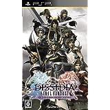 ディシディア ファイナルファンタジー ユニバーサル チューニング - PSP