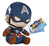 Funko キャプテン・アメリカ ぬいぐるみ Avengers Movie Captain America Mopeez Plush [並行輸入品]