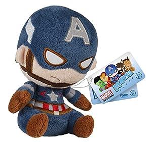 Funko キャプテン・アメリカ ぬいぐるみ Avengers Movie Captain America Mopeez Plush